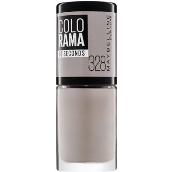 Maybelline Colorama 60 Seconds rychleschnoucí lak na nehty odstín 328 Street 7 ml