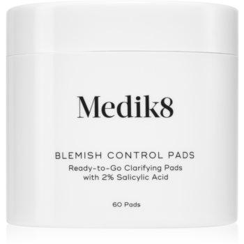 Medik8 Blemish Control Pads discuri pentru curatare image0