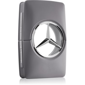 Mercedes-Benz Man Grey Eau de Toilette pentru bărbați imagine 2021 notino.ro