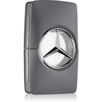 Mercedes-Benz Man Grey Eau de Toilette pentru bărbați
