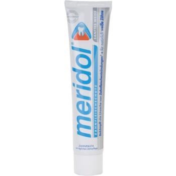 Meridol Dental Care pastă de dinți cu efect de albire imagine 2021 notino.ro