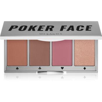 Mesauda Milano Poker Face paleta pentru intreaga fata image0