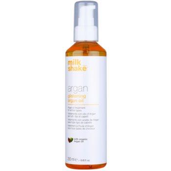 Milk Shake Argan Oil Tratament de îngrijire cu ulei de argan pentru toate tipurile de păr imagine 2021 notino.ro