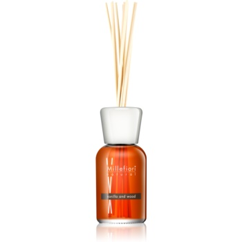 Millefiori Natural Vanilla and Wood aroma difuzor cu rezervã imagine 2021 notino.ro