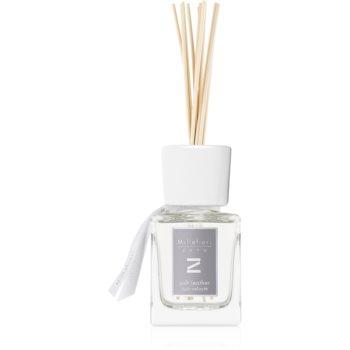 Millefiori Zona Soft Leather aroma difuzor cu rezervã