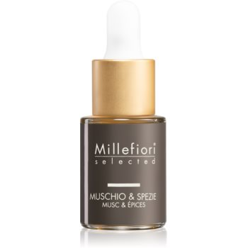 Millefiori Selected Muschio & Spezie ulei aromatic
