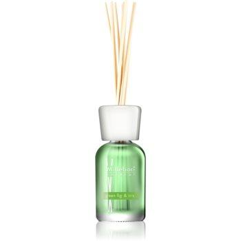 Millefiori Natural Green Fig & Iris aroma difuzor cu rezervã