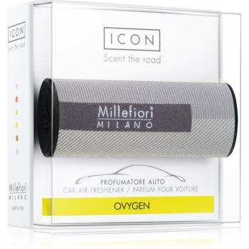Millefiori Icon Oxygen parfum pentru masina Textile Geometric