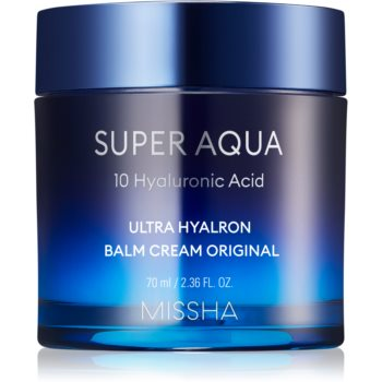 Missha Super Aqua 10 Hyaluronic Acid ro balsam hidratant facial notino poza