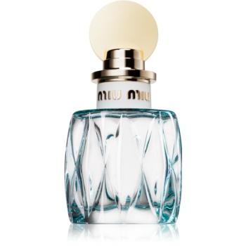 Miu Miu L'Eau Bleue Eau de Parfum pentru femei image0