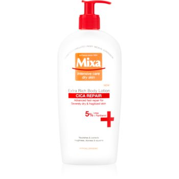 MIXA Cica Repair lapte de corp piele sensibilă imagine 2021 notino.ro