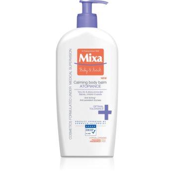 MIXA Atopiance lapte de corp calmant, pentru piele foarte uscată, sensibilă sau predispusă la dermatită atopică imagine 2021 notino.ro