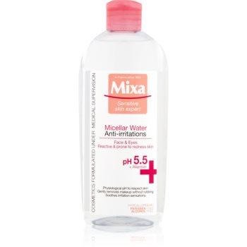 MIXA Anti-Irritation apă micelară împotriva iritației imagine 2021 notino.ro