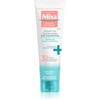 MIXA Anti-Imperfection mască de curățare, fără particule exfoliante imagine 2021 notino.ro