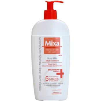 MIXA Multi-Comfort lotiune de corp racoritoare pentru piele sensibila imagine 2021 notino.ro