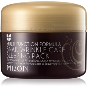 Mizon Multi Function Formula Snail Mască facială regeneratoare extract de melc imagine 2021 notino.ro