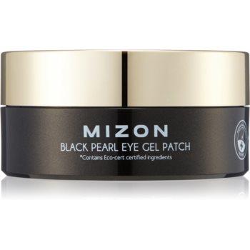 Mizon Black Pearl Eye Gel Patch masca hidrogel pentru ochi impotriva cearcanelor imagine 2021 notino.ro