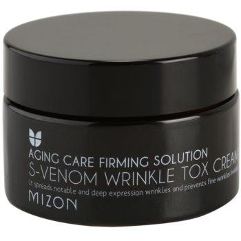 Mizon Aging Care Firming Solution crema anti-rid cu venin de sarpe notino.ro