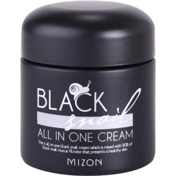 Mizon Black Snail All in One cremă pentru față cu extract de melc 90% notino.ro