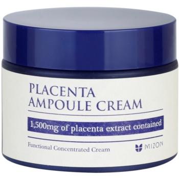 Mizon Placenta Ampoule Cream crema pentru regenerarea și reînnoirea pielii imagine 2021 notino.ro