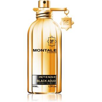 Montale Black Aoud Black Aoud Intense Eau de Parfum unisex imagine 2021 notino.ro