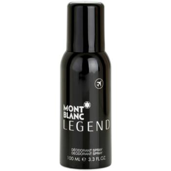 Montblanc Legend deodorant spray pentru bărbați
