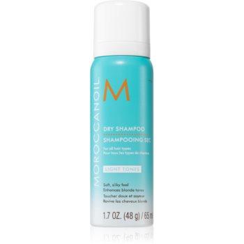 Moroccanoil Dry șampon uscat pentru par blond imagine 2021 notino.ro