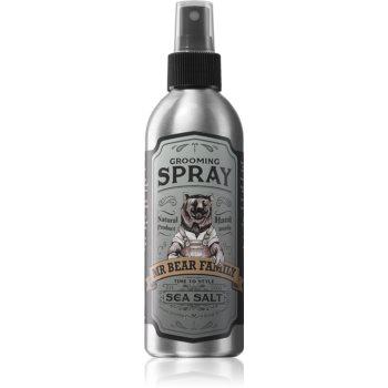 Mr Bear Family Sea Salt Spray de păr multifuncțional cu sare de mare imagine 2021 notino.ro
