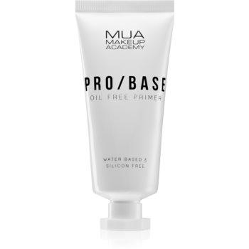 MUA Makeup Academy Pro/Base Primer lichid pentru ten gras imagine 2021 notino.ro