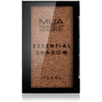 MUA Makeup Academy Essential fard de ochi perlat notino.ro