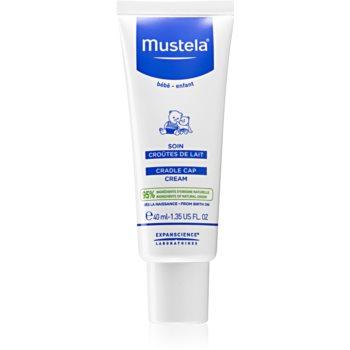 Mustela Bébé crema pentru copii matreata din par imagine 2021 notino.ro