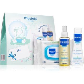 Mustela Bébé set cadou I. (pentru copii) imagine 2021 notino.ro