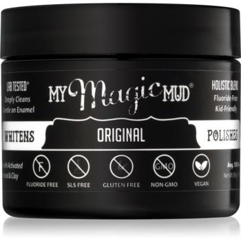 My Magic Mud Activated Charcoal pudră cu cărbune activ, pentru albirea dinților imagine 2021 notino.ro