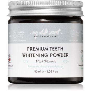 My White Secret Whitening Powder pudra pentru albirea dintilor pentru dinti sensibili imagine 2021 notino.ro