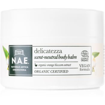 N.A.E. Delicatezza crema de corp cu efect de calmare imagine 2021 notino.ro