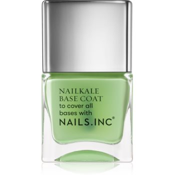 Nails Inc. Nailkale Superfood Base Coat lac intaritor de baza pentru unghii efect regenerator imagine 2021 notino.ro