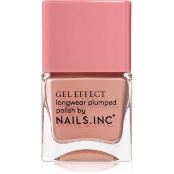 Nails Inc. Gel Effect lac de unghii cu rezistenta indelungata imagine 2021 notino.ro