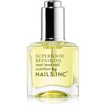 Nails Inc. Superfood Repair Oil ulei hranitor pentru unghii imagine 2021 notino.ro