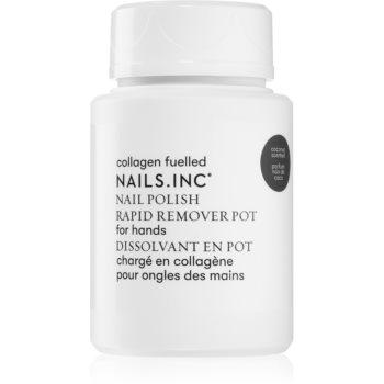 Nails Inc. Powered by Collagen dizolvant pentru oja fara acetona imagine 2021 notino.ro