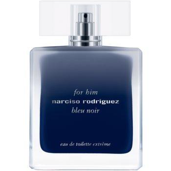 Narciso Rodriguez For Him Bleu Noir Extrême Eau de Toilette pentru bărbați