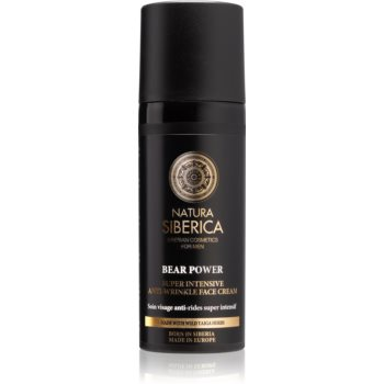 Natura Siberica For Men Only crema anti-rid (intense) imagine 2021 notino.ro