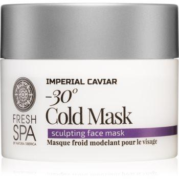 Natura Siberica Fresh Spa Imperial Caviar masca de fata modelatoare anti-îmbătrânire imagine 2021 notino.ro