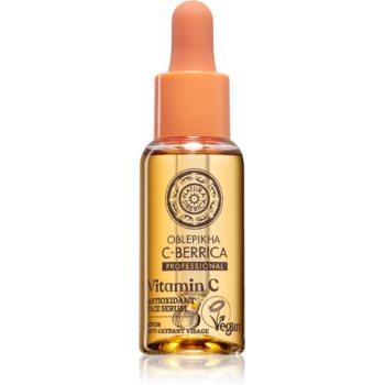 Natura Siberica Oblepikha C-Berrica ser antioxidant pentru un ten mai ferm cu vitamina C image0
