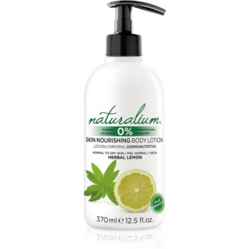 Naturalium Fruit Pleasure Herbal Lemon lotiune de corp hranitoare notino.ro