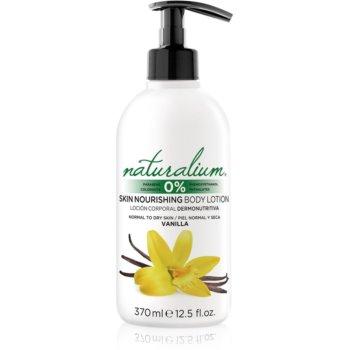 Naturalium Fruit Pleasure Vanilla lotiune de corp hranitoare notino.ro