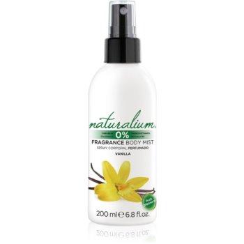 Naturalium Fruit Pleasure Vanilla spray de corp racoritor imagine 2021 notino.ro