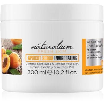 Naturalium Fresh Skin Apricot exfolieri fortifiant imagine 2021 notino.ro