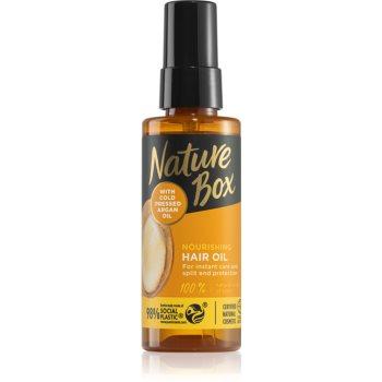 Nature Box Argan Ulei nutritiv pentru par image0