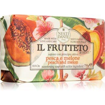 Nesti Dante Il Frutteto Peach and Melon săpun natural imagine 2021 notino.ro