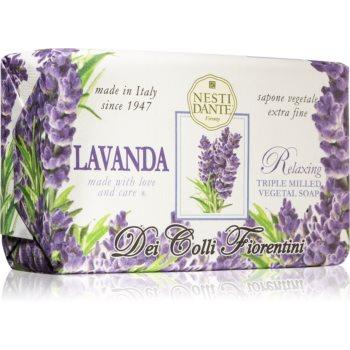 Nesti Dante Dei Colli Fiorentini Lavender Relaxing săpun natural imagine 2021 notino.ro